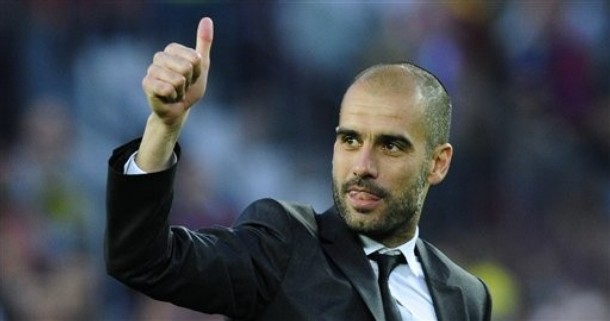 After four years in charge, Barcelona's Pep Guardiola will be leaving the Camp Nou after the current season.| Photo courtesy of Soccernet.