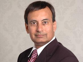 Professor Husain Haqqani | Photograph courtesy of Wikimedia Commons