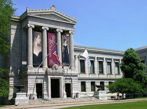 Boston's Museum of Fine Arts. | Photo via Wikimedia Commons user Alexf