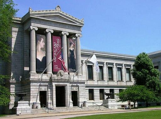 Boston's Museum of Fine Arts. | Photo via Wikimedia Commons user Alexf