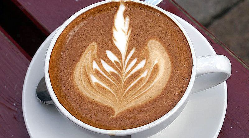 True coffee aficionados will appreciate some good latte art. | Photo courtesy of Flickr Commons user Mortefot