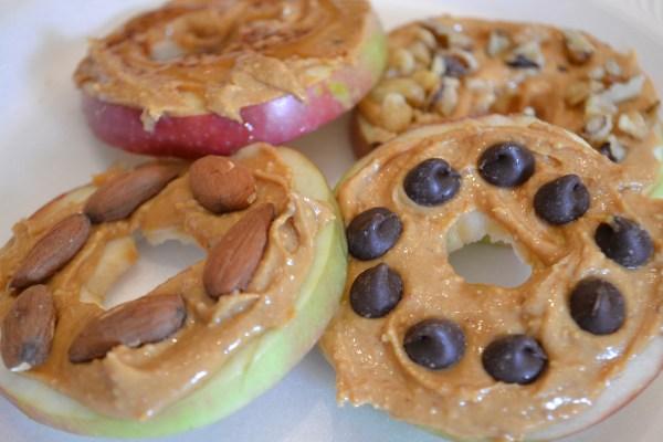 "Apple ""Doughnuts."" | Photo by Samantha Wood"