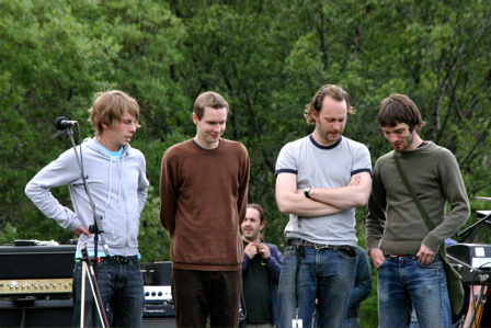 Sigur Ros kicks off 2013 North American tour | Photo courtesy Wikimedia Commons via Shimelle Laine