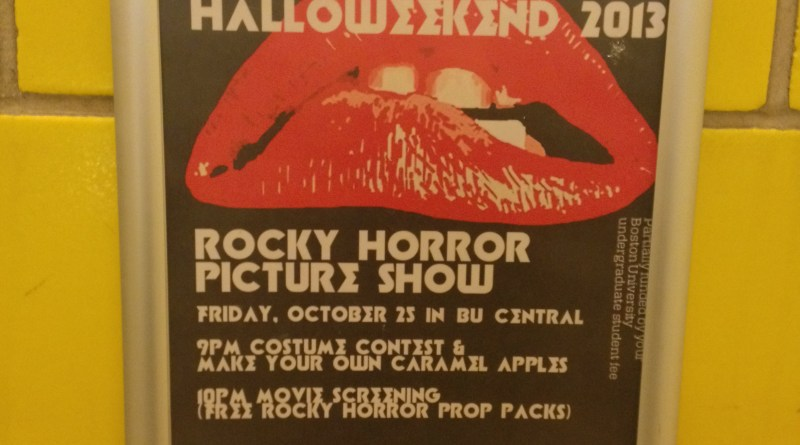 The Rocky Horror Picture Show at BU Central