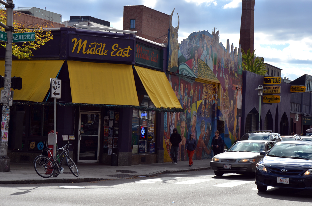 Middle eastern singles in central square