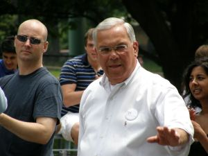 Mayor Menino | Photo courtesy of user Dan4th Nicholas via Flickr Commons