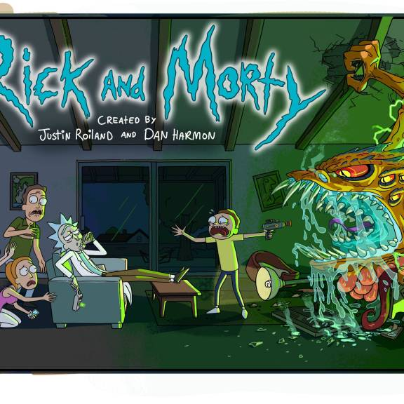 Rick and Morty on Adult Swim | Promotional Photo Courtesy of CartoonNetwotk
