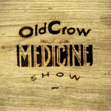 OCMS's latest album, released in 2012, Carry Me Back | photo courtesy of crowmedicine.com