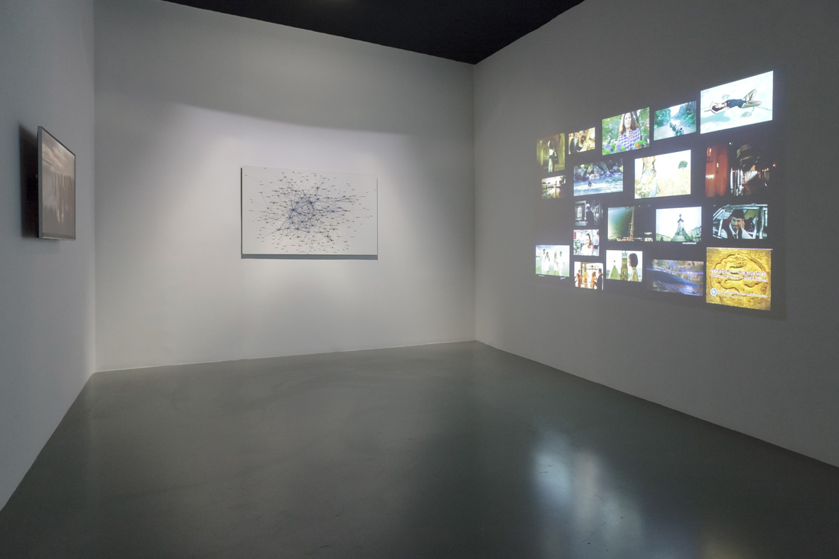 Exhibition view, Istanbul Modern Museum, 2013