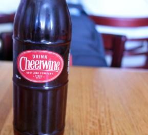 Oh sweet Cheerwine.