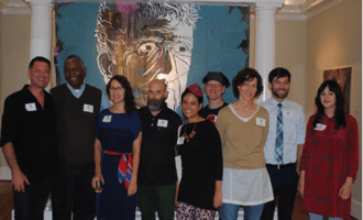 ARTSpeak: Emerging Artist Award 15th Year Retrospective at Swan Coach House Gallery