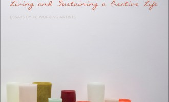 New Book Offers Insight Into How 40 Artists Make It Work