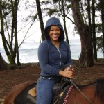 Horseback riding in Hawaii. I had no idea what was in store for me.