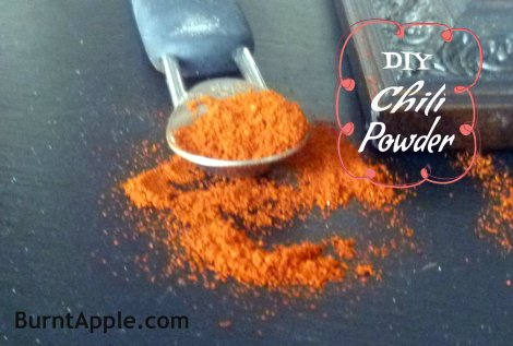 Trying it Tuesday: Do It Yourself Chili Powder