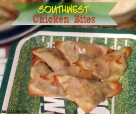 southwest chicken bites