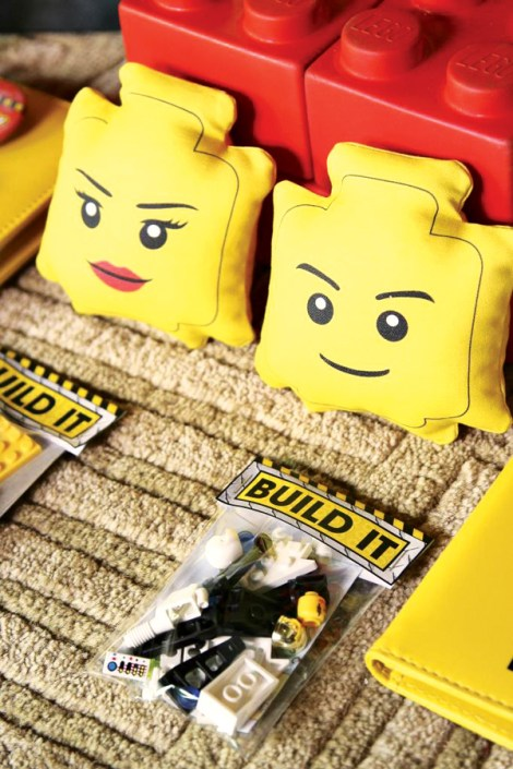 lego movie party favors