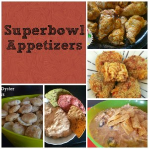 Must Have Superbowl Appetizers