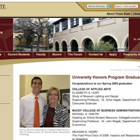 Texas State Honors College