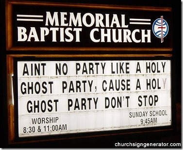 holyghostparty