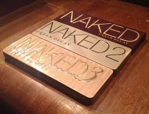 naked all