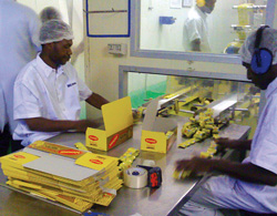 Maggi stock cubes remain a staple of Nestlé's PNG business. Credit: Nestlé PNG