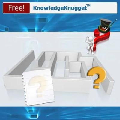 Question File - A requirements Elicitation Technique