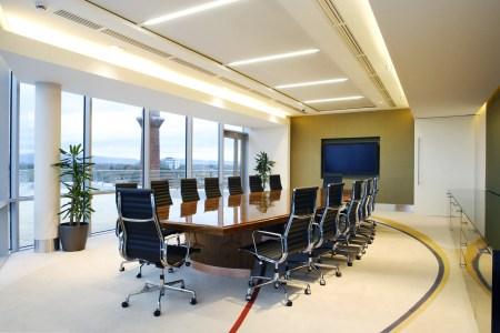 corporate office interior design