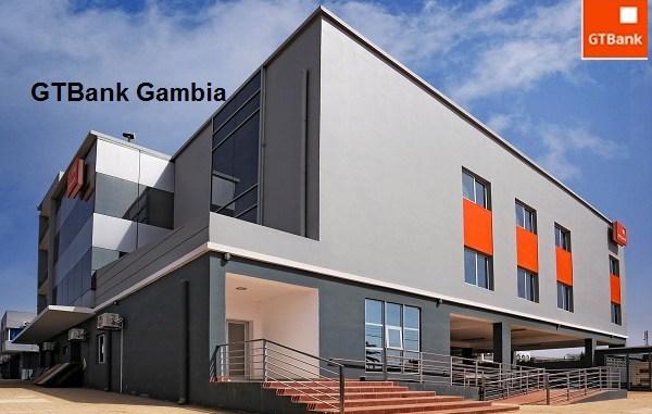GTbank Gambia ltd