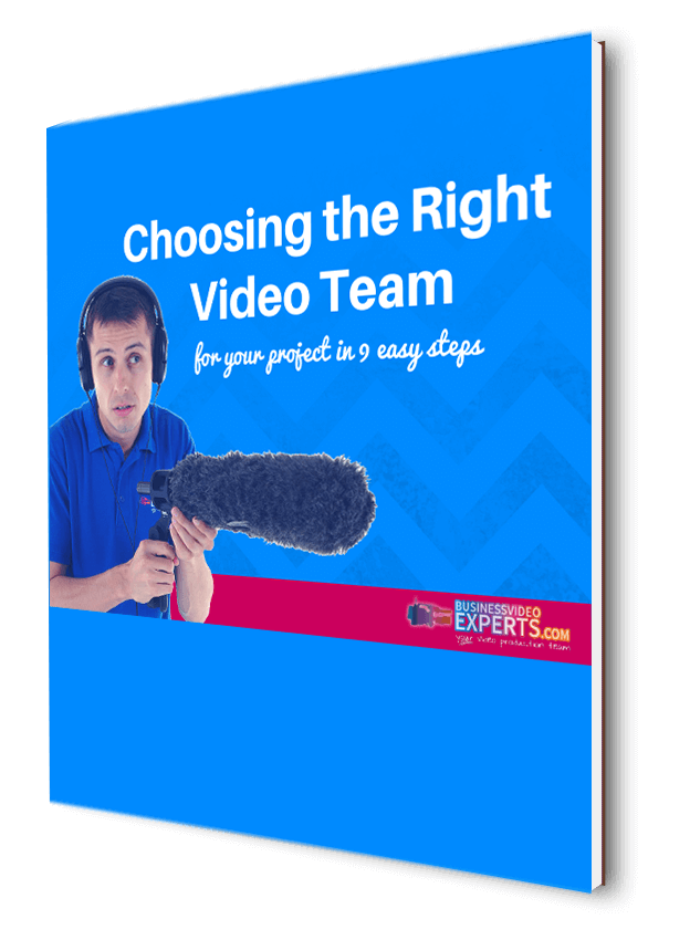 Choosing the right video company ebook