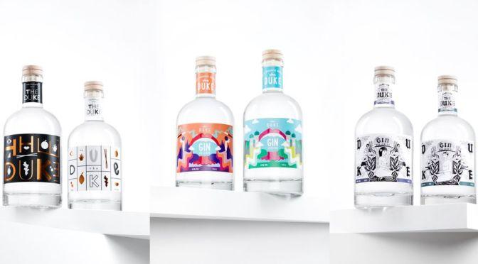 THE DUKE Gin & FYFY – limitierte Kunstedition