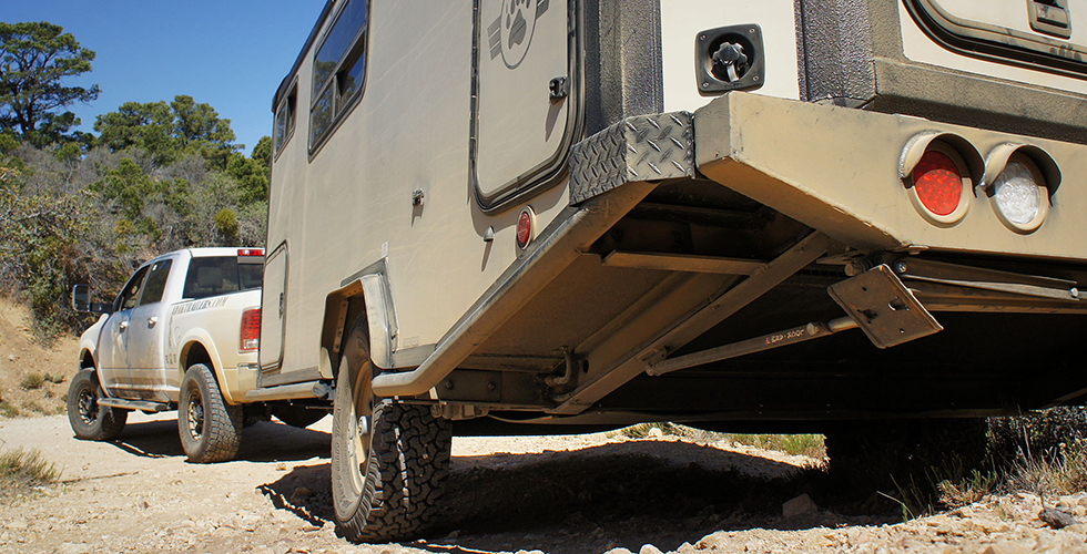 ADAK Adventure Trailers - First Look
