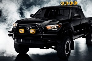 toyota tacoma back to the future