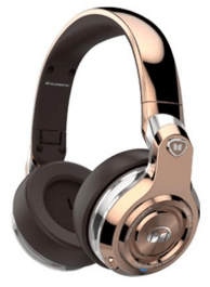 Monster Elements Wireless Over-Ear Headphones