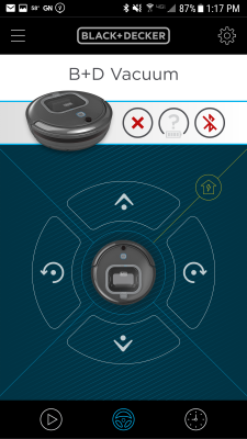Black & Decker Robotic Vacuum Review