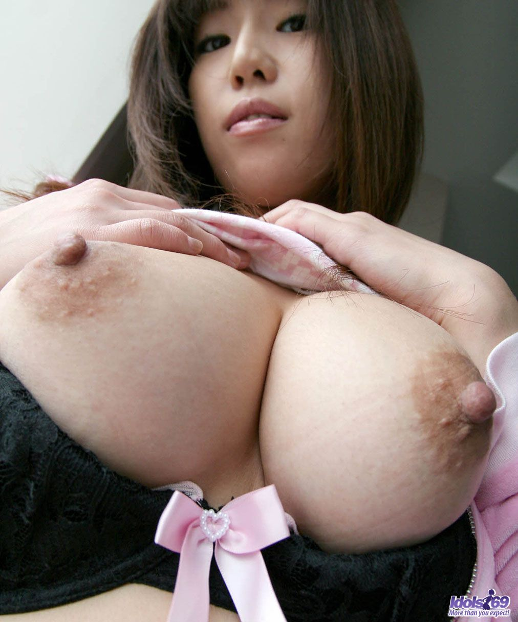 large nipples areola