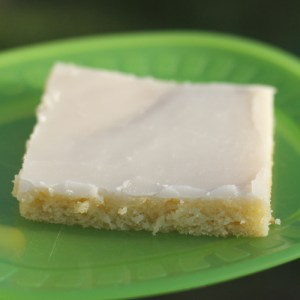 Easy Dessert Recipe – White Texas Sheet Cake