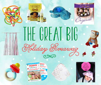 GREAT BIG HOLIDAY GIVEAWAY