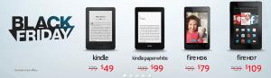 Deal Alert: Kindle Black Friday Sale