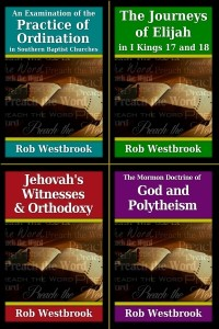 Other Books by Rob Westbrook