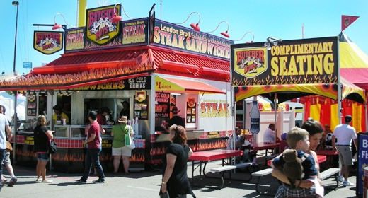 best street fair and festival food companies