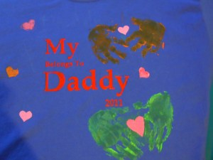 My (heart belongs to) Daddy