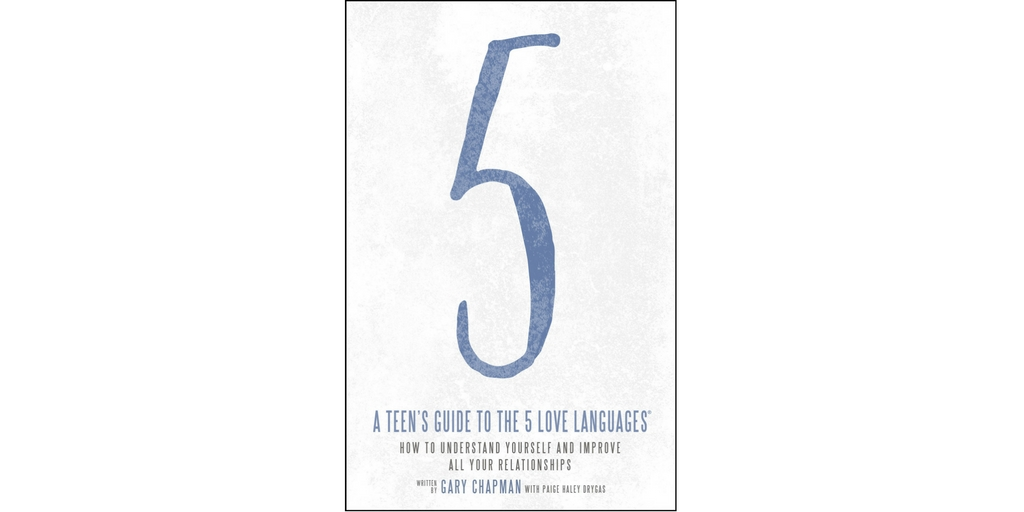 A Teen's Guide to the 5 Love Languages {Book Review}