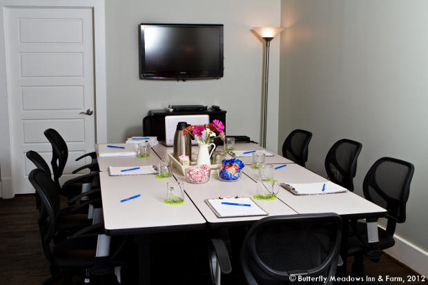 Carriage House Meeting Room