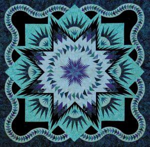 Quiltworx - Glacier Star