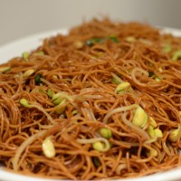 Chow Mein: Hong Kong Style Fried Noodles