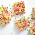 Party-In-Your-Mouth Rice Krispie Treats