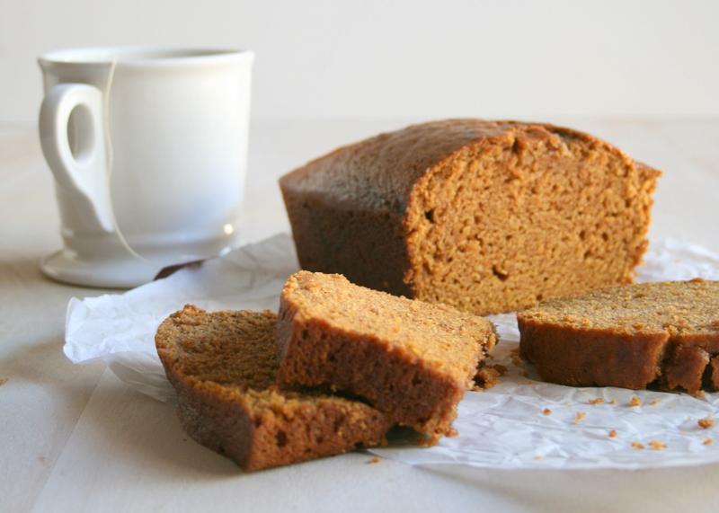 Chai Spiced Pumpkin Bread | Butterlust Blog