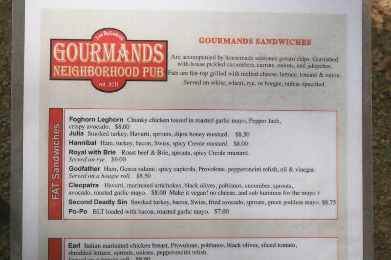 Austin Eats // Gourmands | butterlust.com