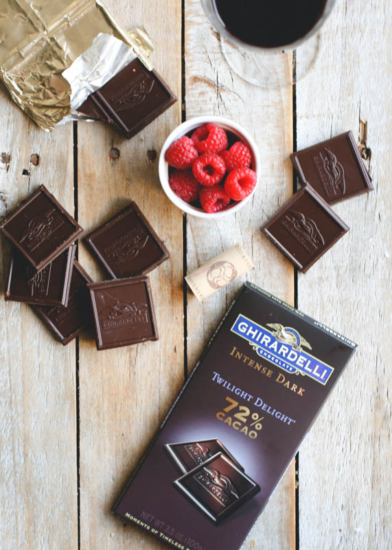 Ghirardelli Intense Dark Chocolate // butterlustblog.com #intensedark