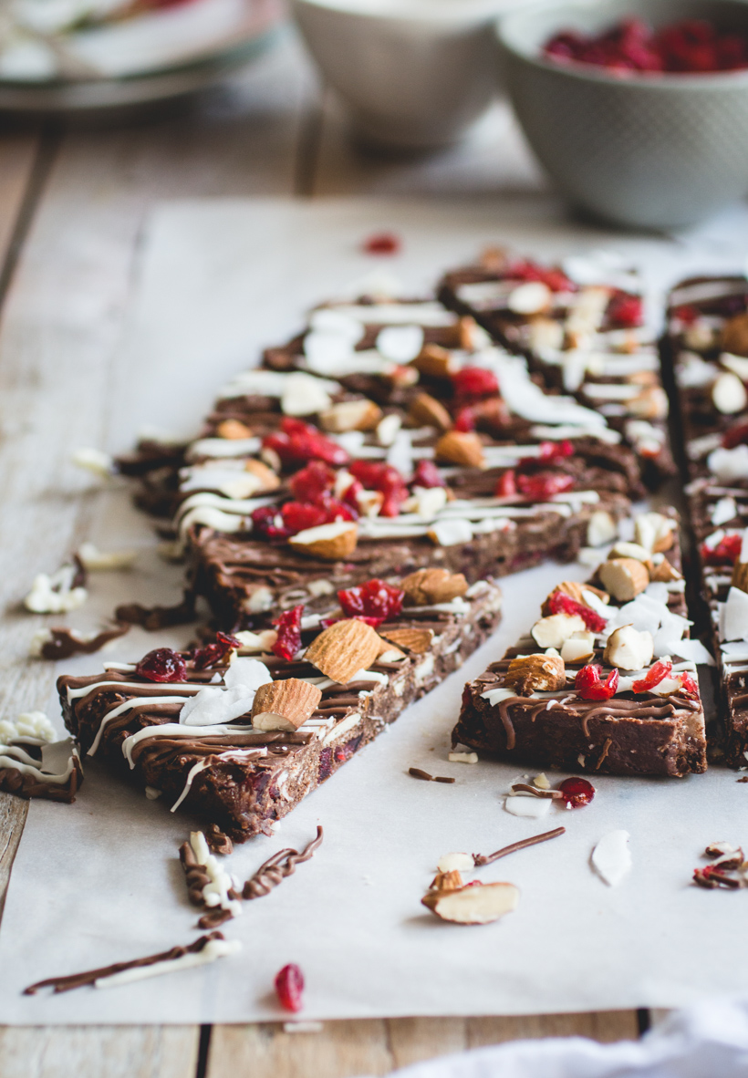 No-Bake Brownies // butterlustblog.com @butterlustblog